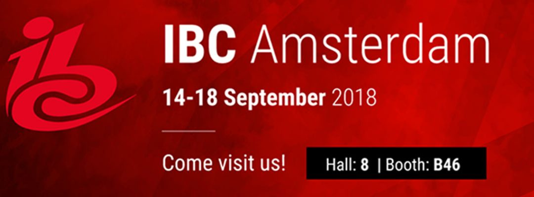 IBC AMSTERDAM 2018